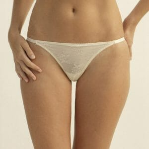 "The Little Bra Company Pearl Thong ""Sascha"" PF001TL"