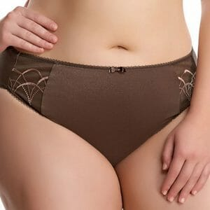 Elomi Cate Hi-Cut Brief EL4035