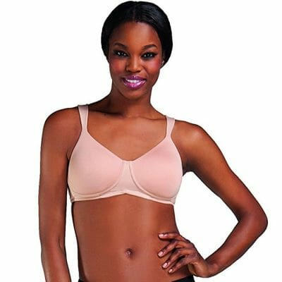 Amoena Lara Comfort 3D Soft Cup Pocketed Bra 2437