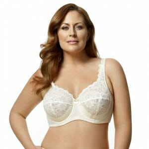 Elila Full Coverage Stretch Lace Underwire Bra 2311