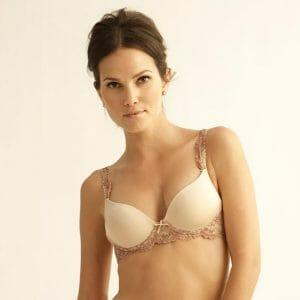 Yvonne Petite Molded Contour Push-Up Bra at Belle Lacet Lingerie