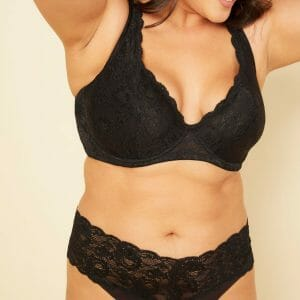 Never Say Never Extended Lovelie Thong by Cosabella at Belle Lacet Lingerie