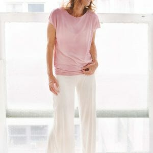 Activ Intimates Twist & Turn Modal Lounge Top
