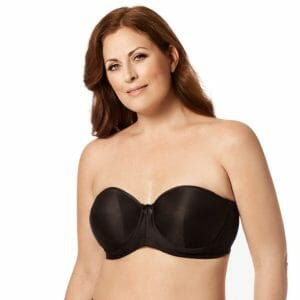 Elila Simplex Molded Tricot Strapless Bra 4820