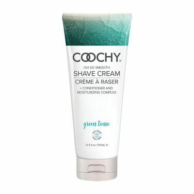Coochy Shave Cream 12.5oz (Green Tease)