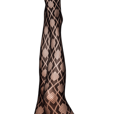 Kix'ies Elle Thigh High Stockings 1316