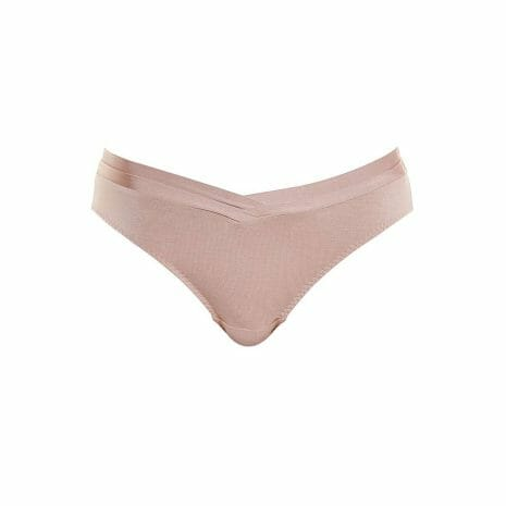 Royce Maisie Brief 1150 in blush at Belle Lacet Lingerie
