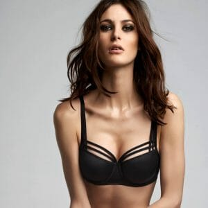 Marlies Dekkers Dame De Paris Balcony Bra 15420 at Belle Lacet Lingerie