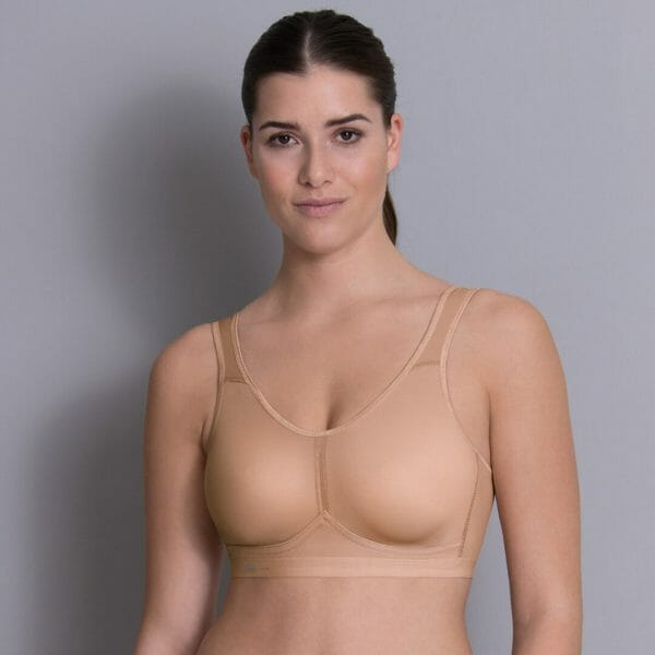 LIGHT & FIRM Wireless Sports Bra by Anita at Belle Lacet Lingerie