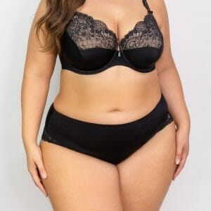 Tulip Lace Hipster by Curvy Couture at Belle Lacet Lingerie