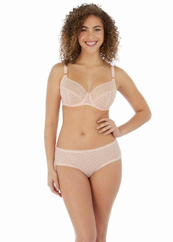 Starlight Side Support Balcony Bra from Freya at Belle Lacet Lingerie.