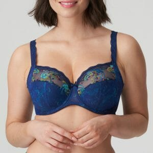 PALACE GARDEN Underwire Bra from Prima Donna at Belle Lacet Lingerie.
