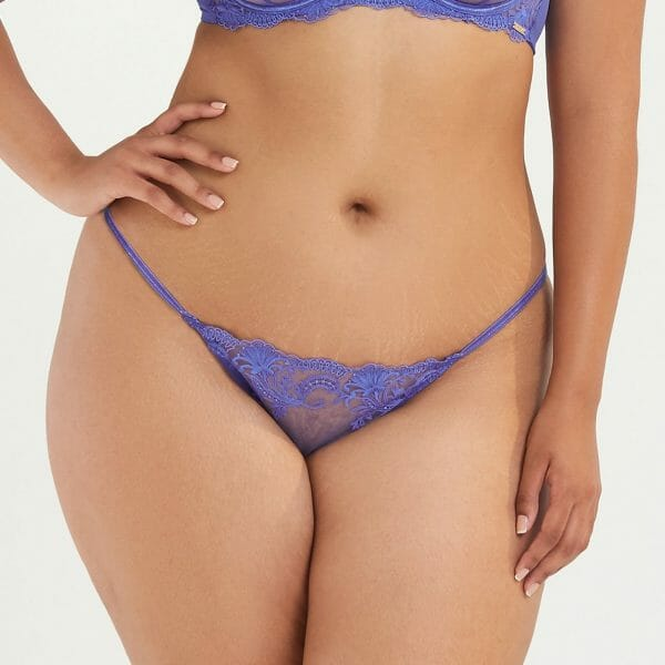 Bluebella MARSEILLE Panty in plus size at Belle Lacet Lingerie